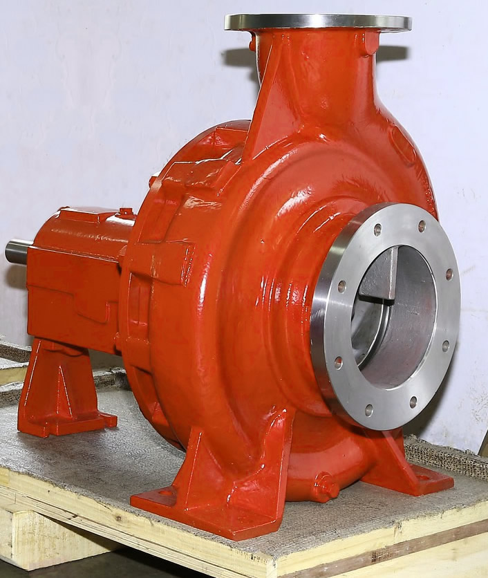 Rebuilding Services - Pump and Gearbox